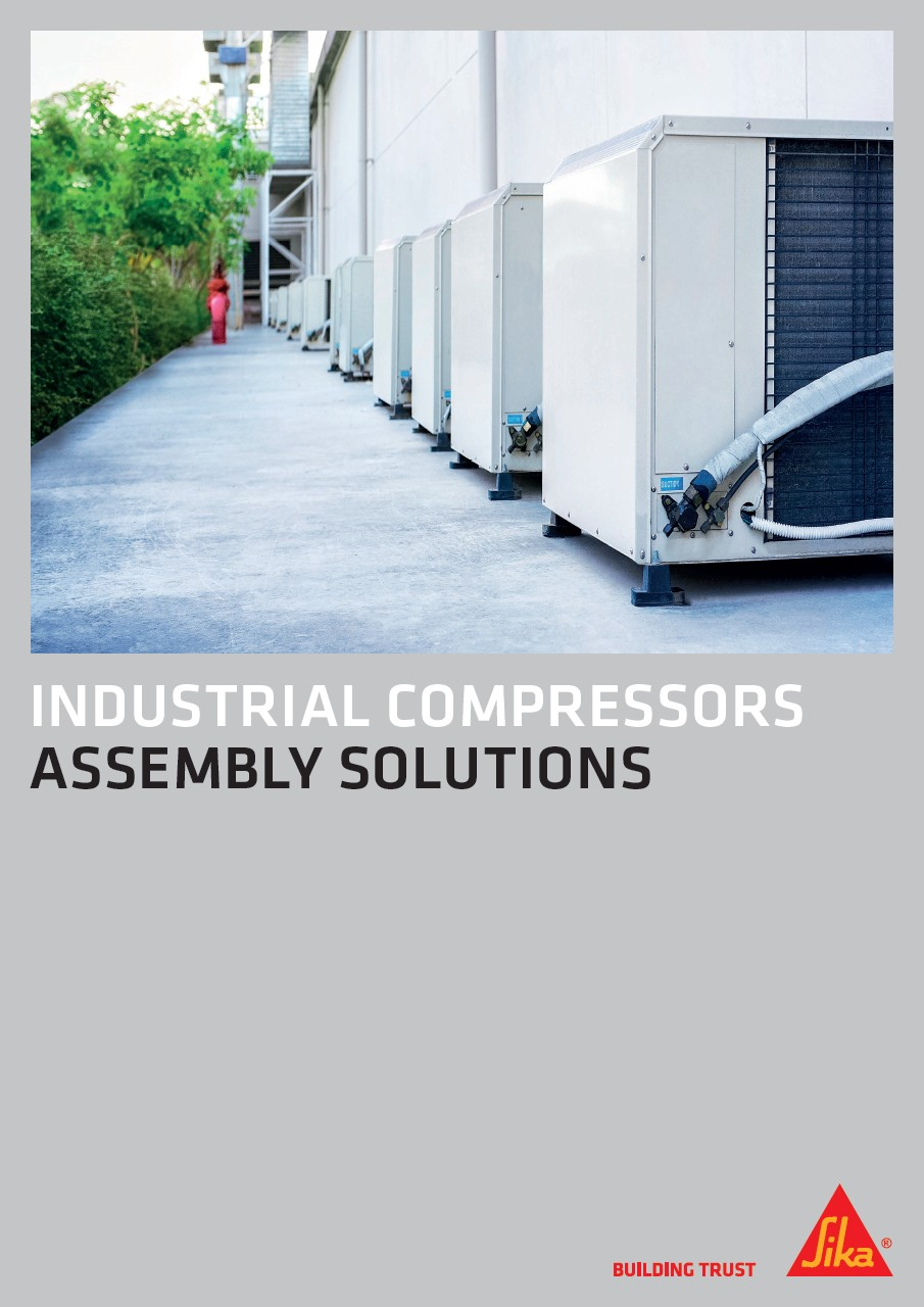 Industrial Compressors - Assembly Solutions